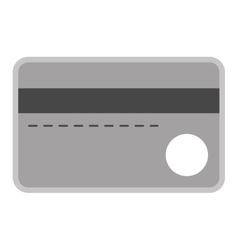 Credit or debit card icon vector