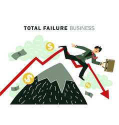 Failure business composition vector