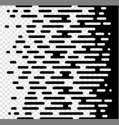 halftone transition abstract wallpaper vector image