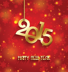 happy new year background 1311 vector image