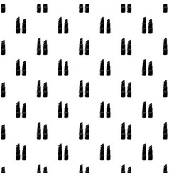 Lipstick pattern seamless vector