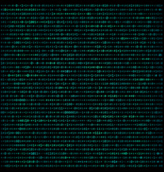 Matrix binary code background vector