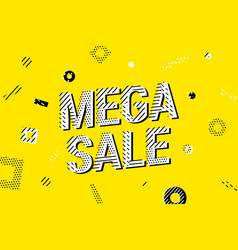 Sale banner template design special offer vector