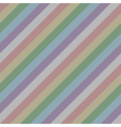 Color striped seamless pattern vector image