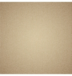 cardboard texture background Eps 10 vector image vector image