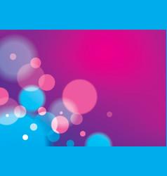 defocused lights background bokeh effect texture vector image
