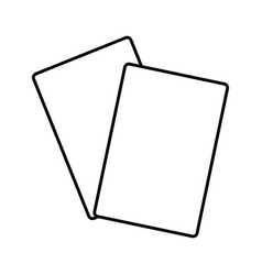 documents papers blank icon image vector image