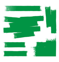 green paint background vector image