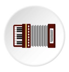 Harmonic icon circle vector
