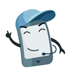 Phone character vector