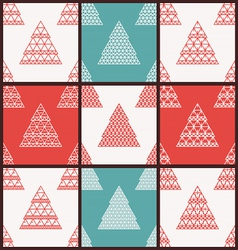 Christmas seamless patterns vector