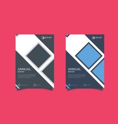 Corporate business flyer poster pamphlet brochure vector