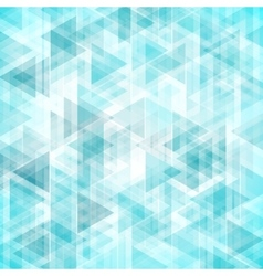 Trendy triangles backdrop vector