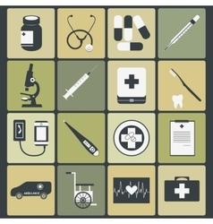 Medical Icon - Color vector image