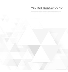 background abstract polygon triangle vector image