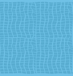 top view swimming pool tiles texture seamless vector image
