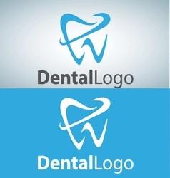 dental logo 13 vector image