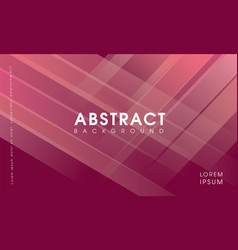 Modern trendy abstract background vector