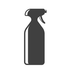 spray icon on white background vector image