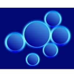 Energy Rings vector image
