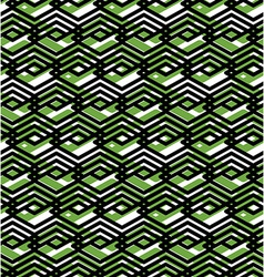 Geometric lined seamless pattern colorful endless vector