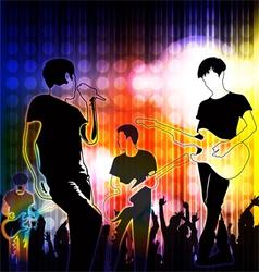 concert vector image
