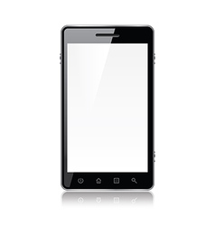 Object smartphone vector