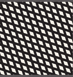 Seamless lattice pattern modern stylish vector