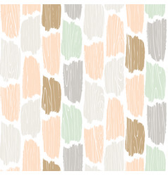 seamless wood planks pattern tree bark texture vector image