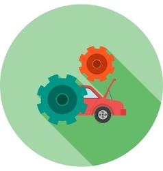 Car Settings vector