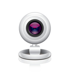Object webcam vector