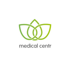 pharmacy logo medicine design template medical vector image