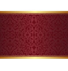 maroon and vector image