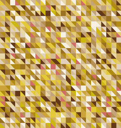 Geometric abstract backgrounds autumn palette vector