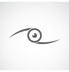 Good vision icon vector image