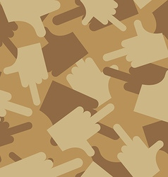 Military texture of Camouflage army seamless vector
