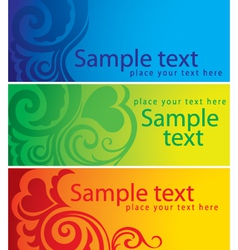 Valentine Label vector image