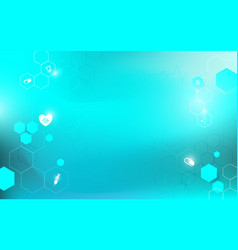 abstract geometric technology digital background vector image