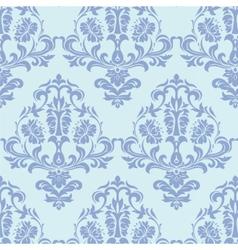 Vintage Damask Elegant ornament pattern vector image