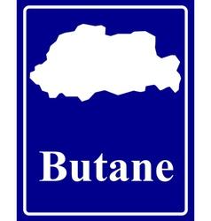Butane vector image
