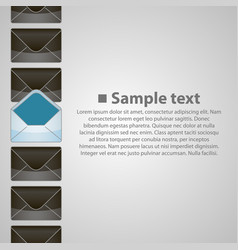 vertical background writing vector image