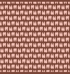 Cartoon alpaca llamas hoof print seamless pattern vector