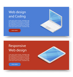 Design concepts for advertising programming and vector
