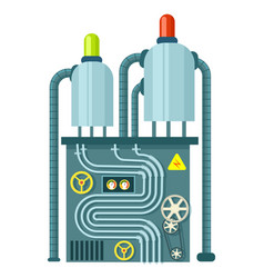 Industrial electrical tool icon vector