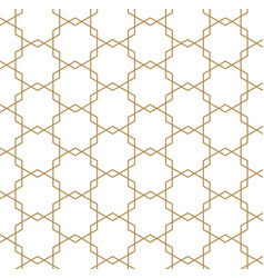 Japanese gold background and pattern exquisit vector