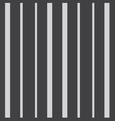 vertical gray stripes seamless print vector image