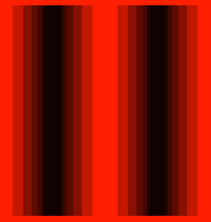 Vertical red shades stripes seamless print vector