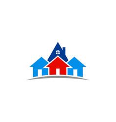 House realty logo vector
