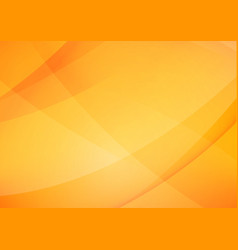 abstract yellow and orange warm tone background vector image