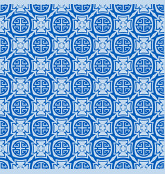 pattern 18 0029 japanese style vector image